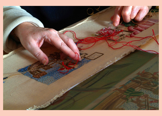 Ros Tapestry Embroiderers