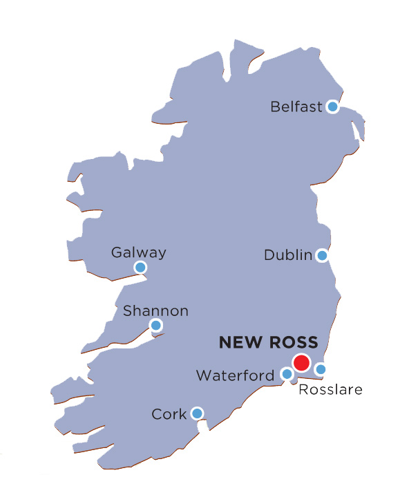 New Ross Piano Festival Location