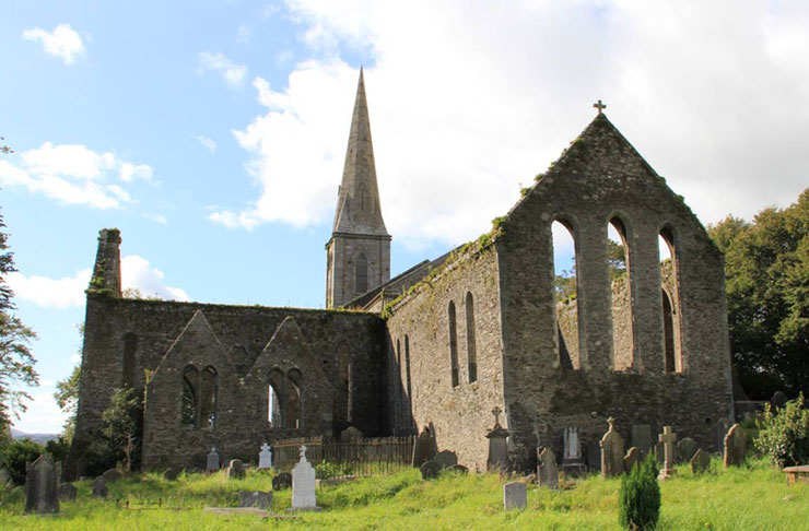 St. Mary's Church in New Ross