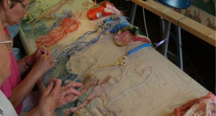 Ros Tapestry Embroidery 1